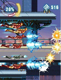 iron man 3 java game Iron Man 3